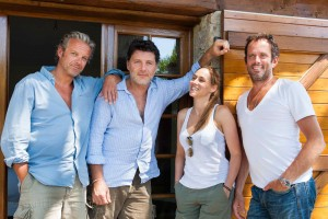 Brecourt David, Christian Vadim, Lellouche Philippe, Vanessa Demouy